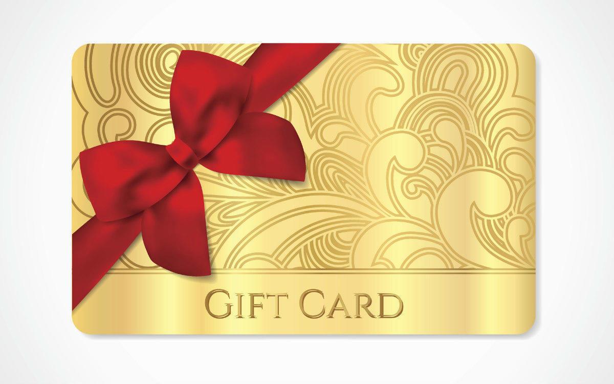 Ραντεβού κάρτα δώρου