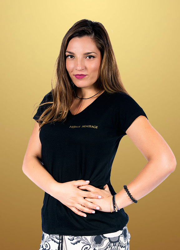 Μαργαρίτα - massage therapist και αισθητικός
